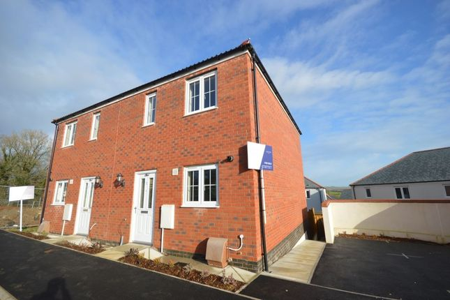 2 bed semi-detached house for sale in Trevethan Meadows, Carlton Way, Liskeard