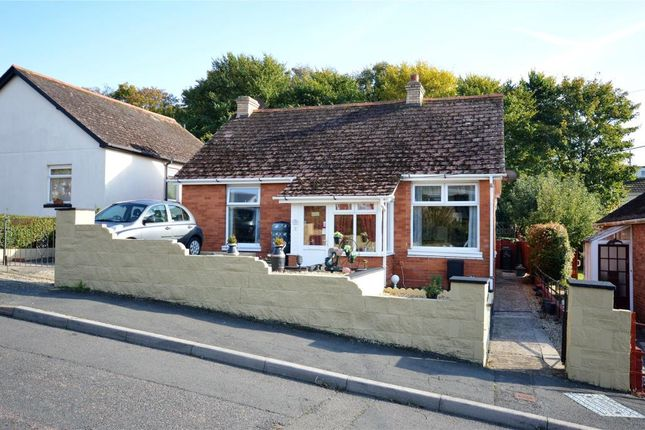 Thumbnail Detached bungalow for sale in Pennyacre Road, Teignmouth, Devon