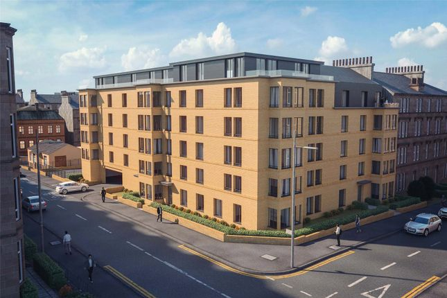 Thumbnail Flat for sale in Plot 18 - The Picture House, Finlay Drive, Glasgow