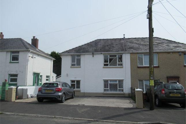 Thumbnail Semi-detached house for sale in Min Y Coed, Glynneath, Neath, West Glamorgan