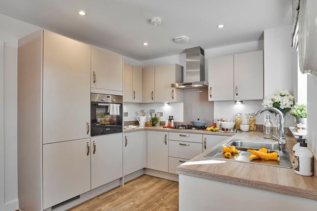 "3 bedroom property for sale in ""The Sussex"" at Reigate Road, Hookwood, Horley"