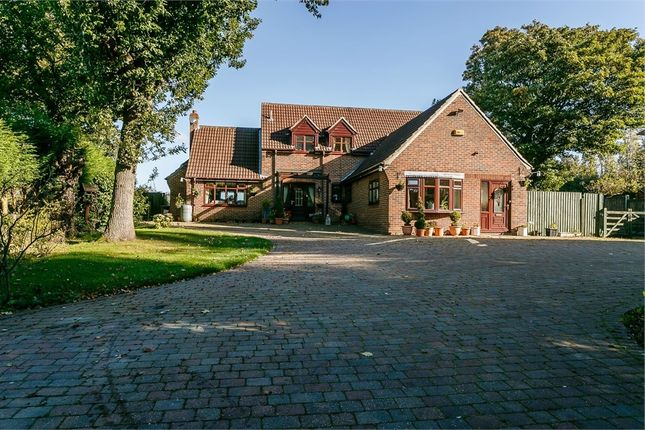 Thumbnail Detached house for sale in Royd Moor Lane, Hemsworth, Pontefract, West Yorkshire