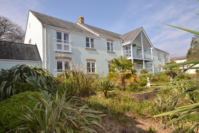 Thumbnail 2 bed flat for sale in 4 St. Anthony House, Roseland Parc, Truro, Cornwall