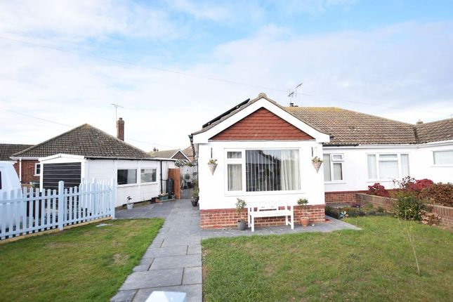 Thumbnail Semi-detached bungalow for sale in Hereford Road, Holland-On-Sea, Clacton-On-Sea