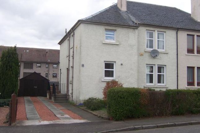 Thumbnail Flat to rent in Sprotwell Terrace, Sauchie, Alloa