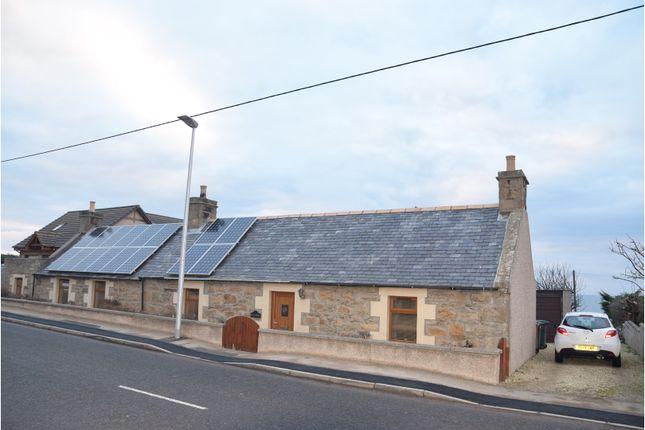 Thumbnail Cottage for sale in Cummingston, Elgin