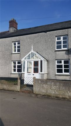 Thumbnail Terraced house to rent in Week St. Mary, Holsworthy