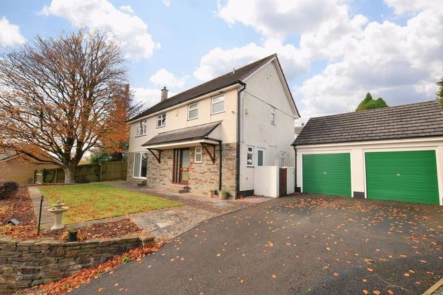 Thumbnail Detached house for sale in Priory Gardens, Whitchurch, Tavistock