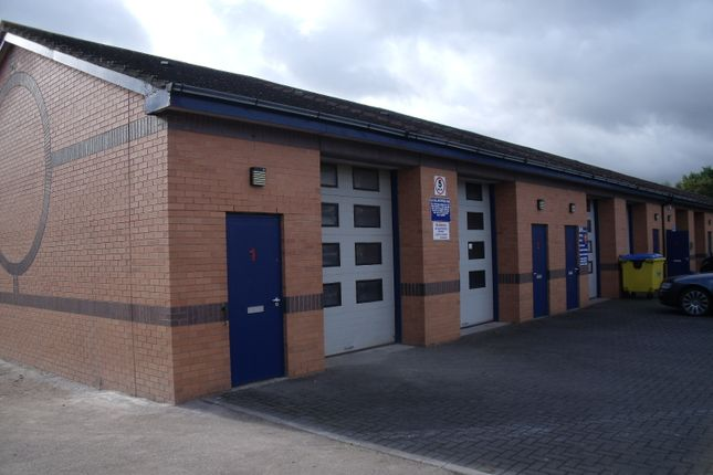 Thumbnail Warehouse to let in Lea Hall Enterprise Park, Wheelhouse Road, Towers Business Park, Rugeley