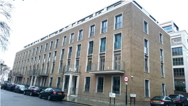 3 bed flat for sale in Apartment 64, London