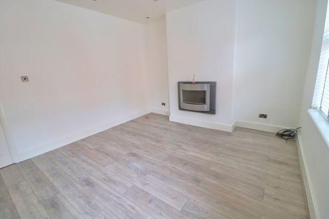 Living Room of Jones Street, Salford M6