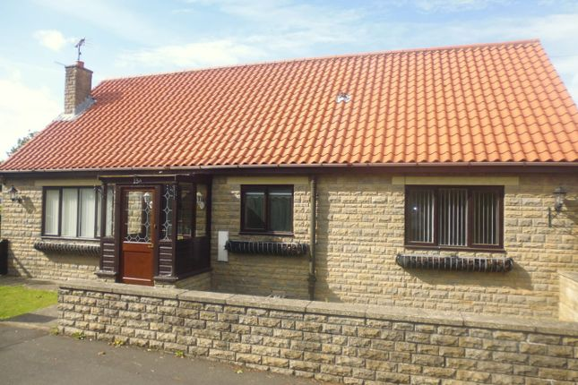 Thumbnail Detached bungalow to rent in High Street, Burniston, Scarborough
