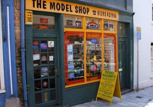 Retail premises for sale in Exeter, Devon