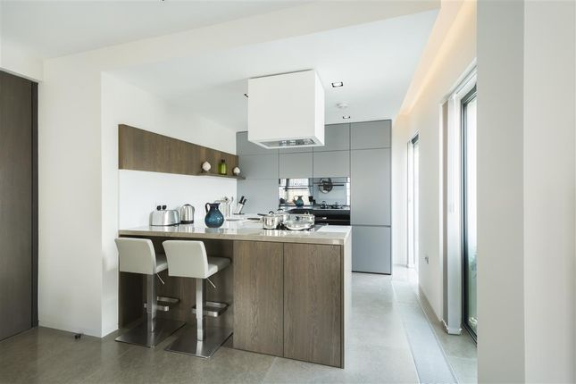 Kitchen of Babmaes Street, London SW1Y