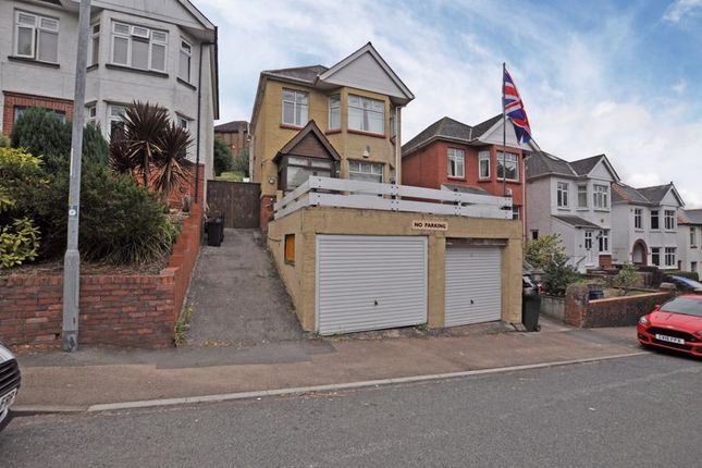 Thumbnail Detached house for sale in Detached Period House, Beechwood Road, Newport
