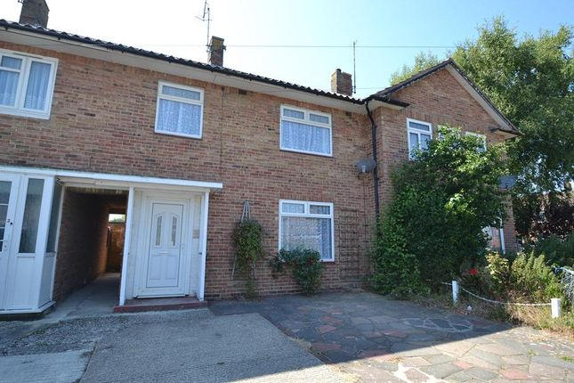 Thumbnail 3 bed terraced house for sale in The Avenue, Goring By Sea, West Sussex