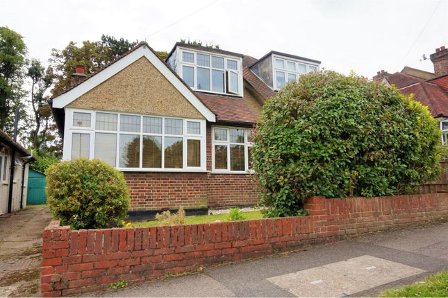 Thumbnail Semi-detached house for sale in Queenswood Avenue, Wallington