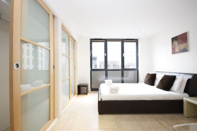 Thumbnail Flat for sale in Leman Street, Aldgate