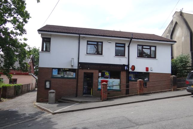 Thumbnail Retail premises for sale in Kings Hill, Hengoed, Caerphilly