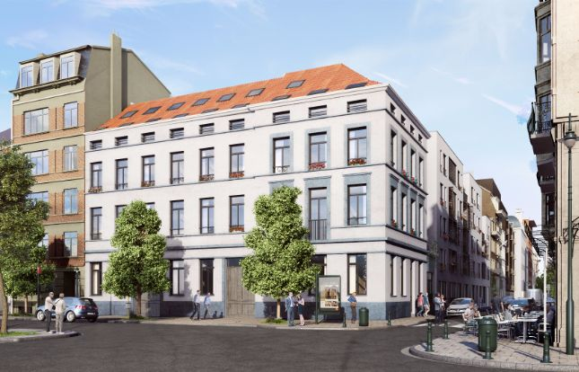 Brussels, Belgium, 3 bedroom apartment for sale - 43248609 ...