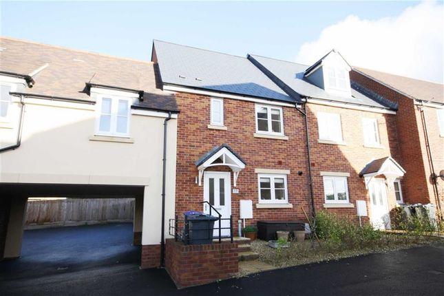 Thumbnail Semi-detached house for sale in Cochran Avenue, Rowden Lane, Chippenham, Wiltshire