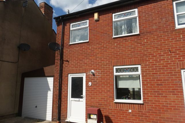 Thumbnail Semi-detached house for sale in Robinhood Street, Linden, Gloucester
