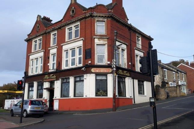Thumbnail Retail premises for sale in The William IV Hotel, Durham Road, Birtley