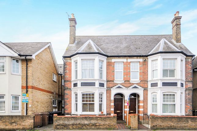 Thumbnail Maisonette for sale in Rainsford Road, Chelmsford