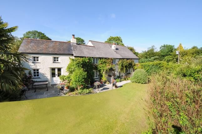 Thumbnail Property for sale in St. Austell, Cornwall