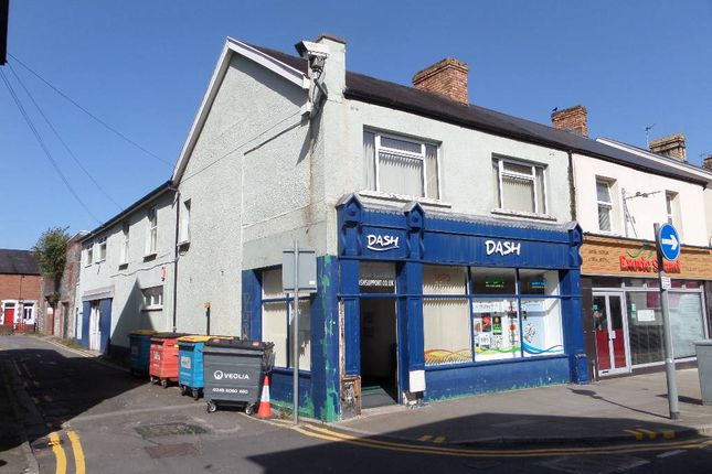 Thumbnail Office for sale in Nolton Street, Bridgend
