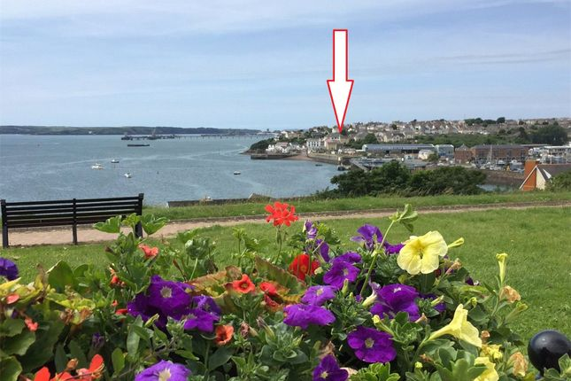 2 bed flat for sale in Hakin Point, Hakin, Milford Haven SA73