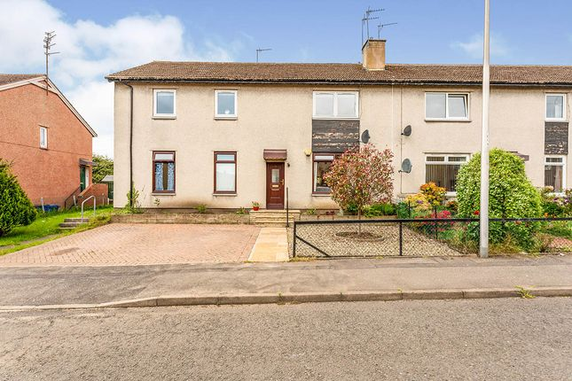 Thumbnail Flat for sale in Forthview Crescent, Danderhall, Dalkeith, Midlothian