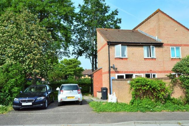 Thumbnail Semi-detached house to rent in Ashbourne Crescent, Taunton, Somerset
