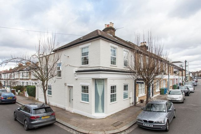 Thumbnail End terrace house for sale in Colwell Road, East Dulwich