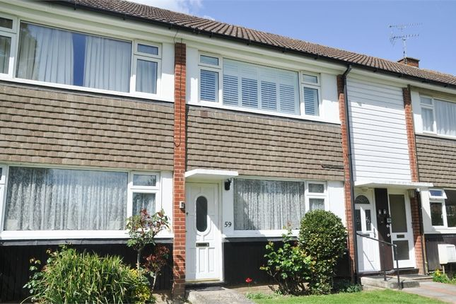 Thumbnail Maisonette for sale in The Priory, Writtle, Chelmsford, Essex