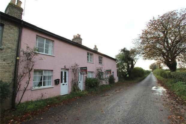 Thumbnail End terrace house for sale in Ickleton Grange Cottages, Grange Road, Ickleton, Essex