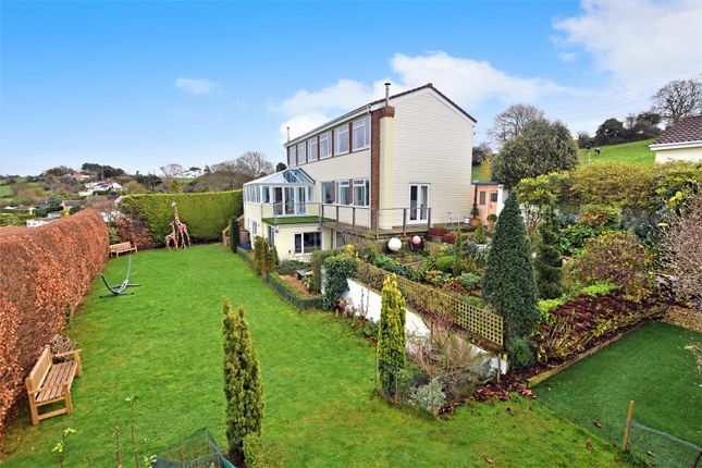 Thumbnail Detached house for sale in Walton Bay, Clevedon