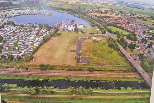 Thumbnail Land for sale in Ealand, Scunthorpe