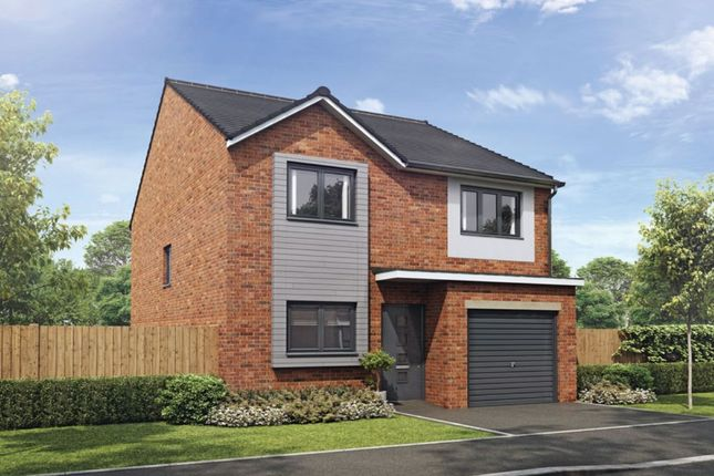 Thumbnail Detached house to rent in The Lawns Ladgate Lane, Middlesbrough