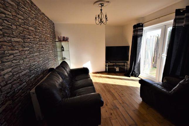Lounge of George Avenue, Easington, County Durham SR8