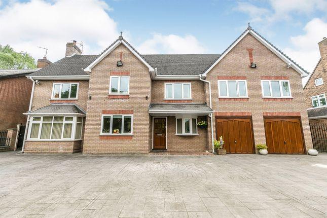 Thumbnail Detached house for sale in Blakeney Avenue, Harborne, Birmingham