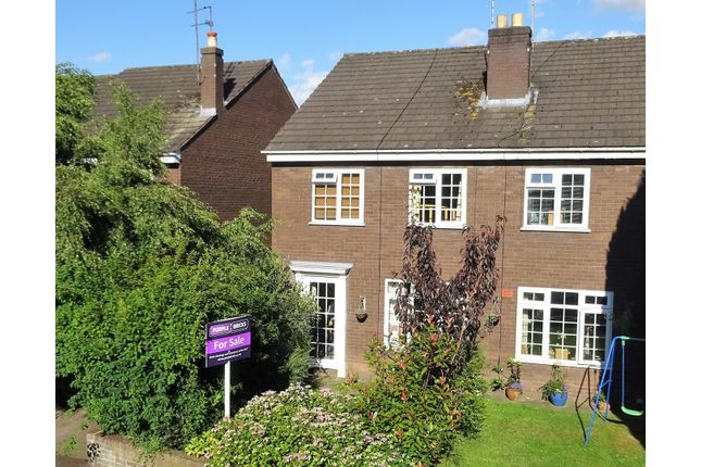 Thumbnail Town house for sale in Broadmead, Chester