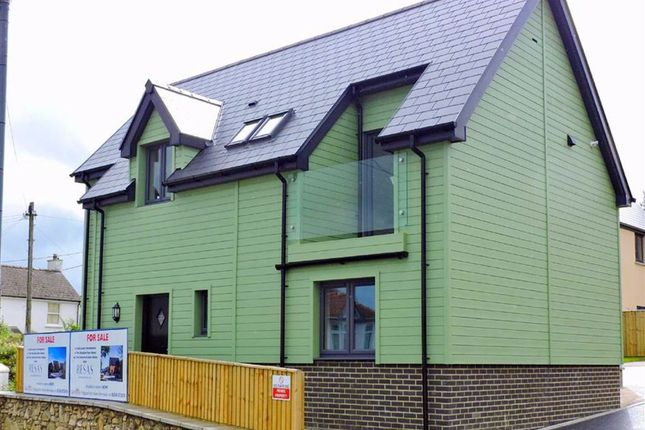 Thumbnail Detached house for sale in Lle Bryony, Parrog Road, Newport