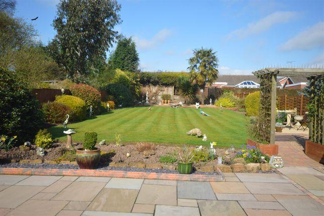 Rear Garden of Georges Lane, Calverton, Nottingham NG14