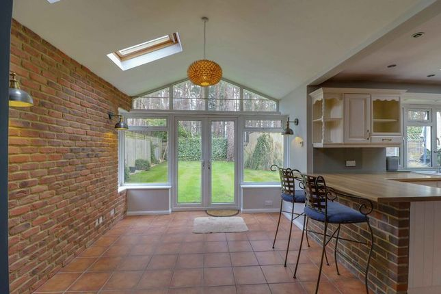 Thumbnail Link-detached house for sale in Heathpark Drive, Windlesham