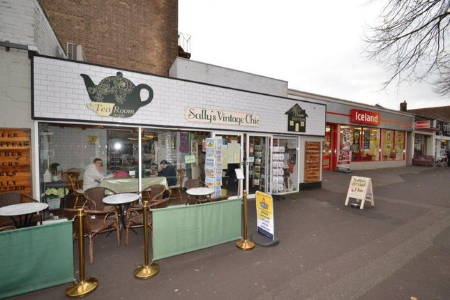 Restaurant/cafe to let in The Avenue, Minehead