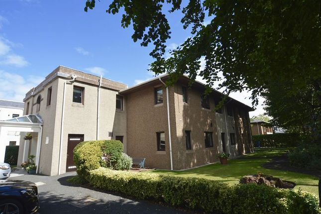 Thumbnail Flat for sale in South Lodge Court, Racecourse Road, Ayr