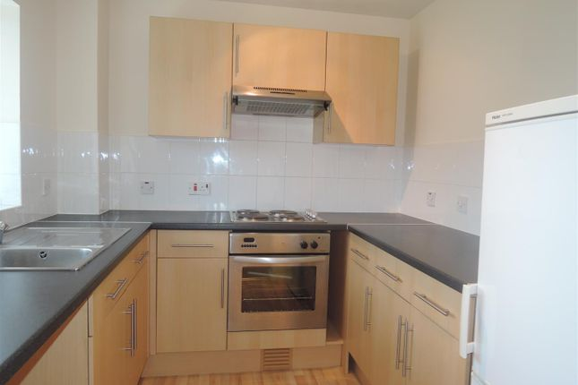 Thumbnail Flat to rent in Whitley Mead, Stoke Gifford, Bristol