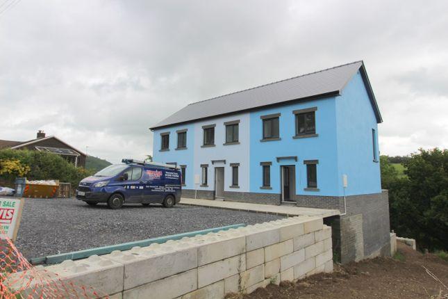 Thumbnail Town house for sale in Well Street, Llandysul
