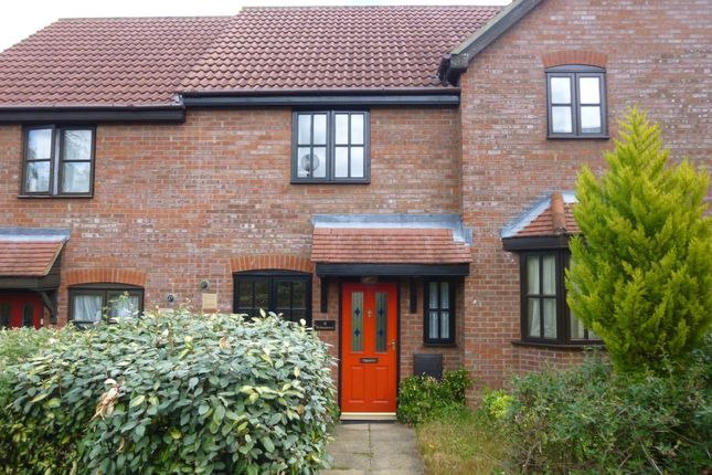 Thumbnail Terraced house to rent in Welsummer Grove, Shenley Brook End, Milton Keynes